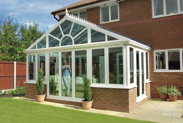 Edwardian Conservatories In Weathershield Coventry And